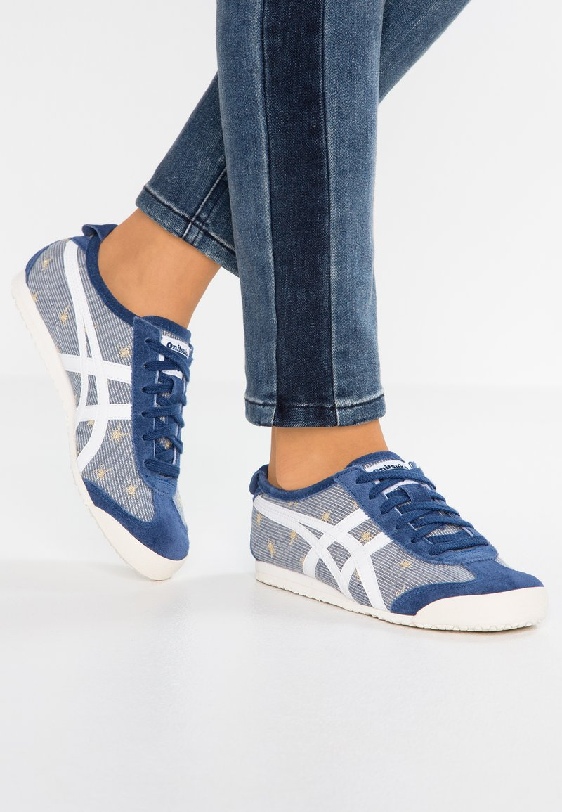 Onitsuka Tiger - MEXICO 66 - Sneaker low - midnight blue/white