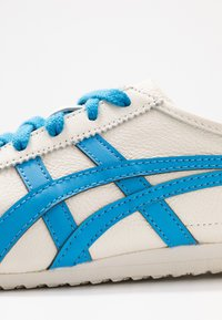 Onitsuka Tiger - MEXICO - Sneakers laag - cream/dolphin blue - 2