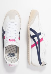 Onitsuka Tiger - MEXICO 66 - Sneakers - white/navy/pink - 3