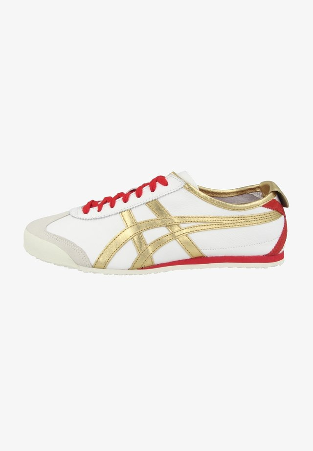 MEXICO - Trainers - white-pure gold (1183a788-102)