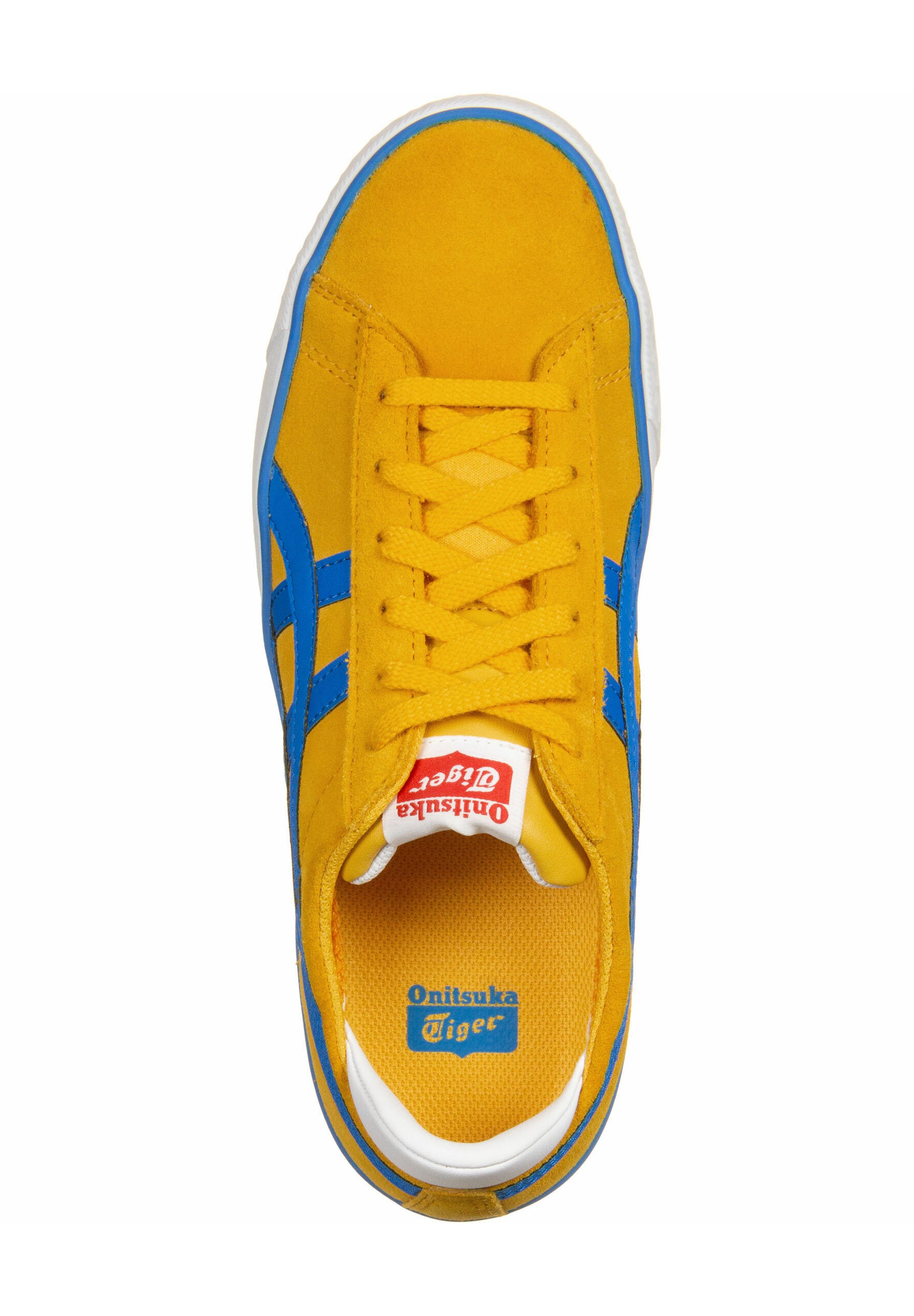 Onitsuka Tiger SCHUHE FABRE BL-S 2.0 - Baskets basses - tiger yellow/ directoire blue