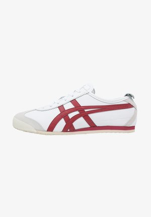 MEXICO  - Joggesko - white/burgundy