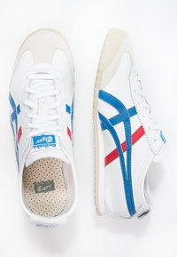 Onitsuka Tiger - MEXICO 66 - Sneakersy niskie - white/blue - 1