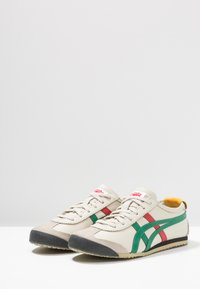 Onitsuka Tiger - MEXICO 66 - Sneakersy niskie - birch/green - 2