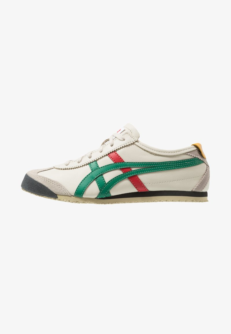 Onitsuka Tiger - MEXICO 66 - Sneakersy niskie - birch/green