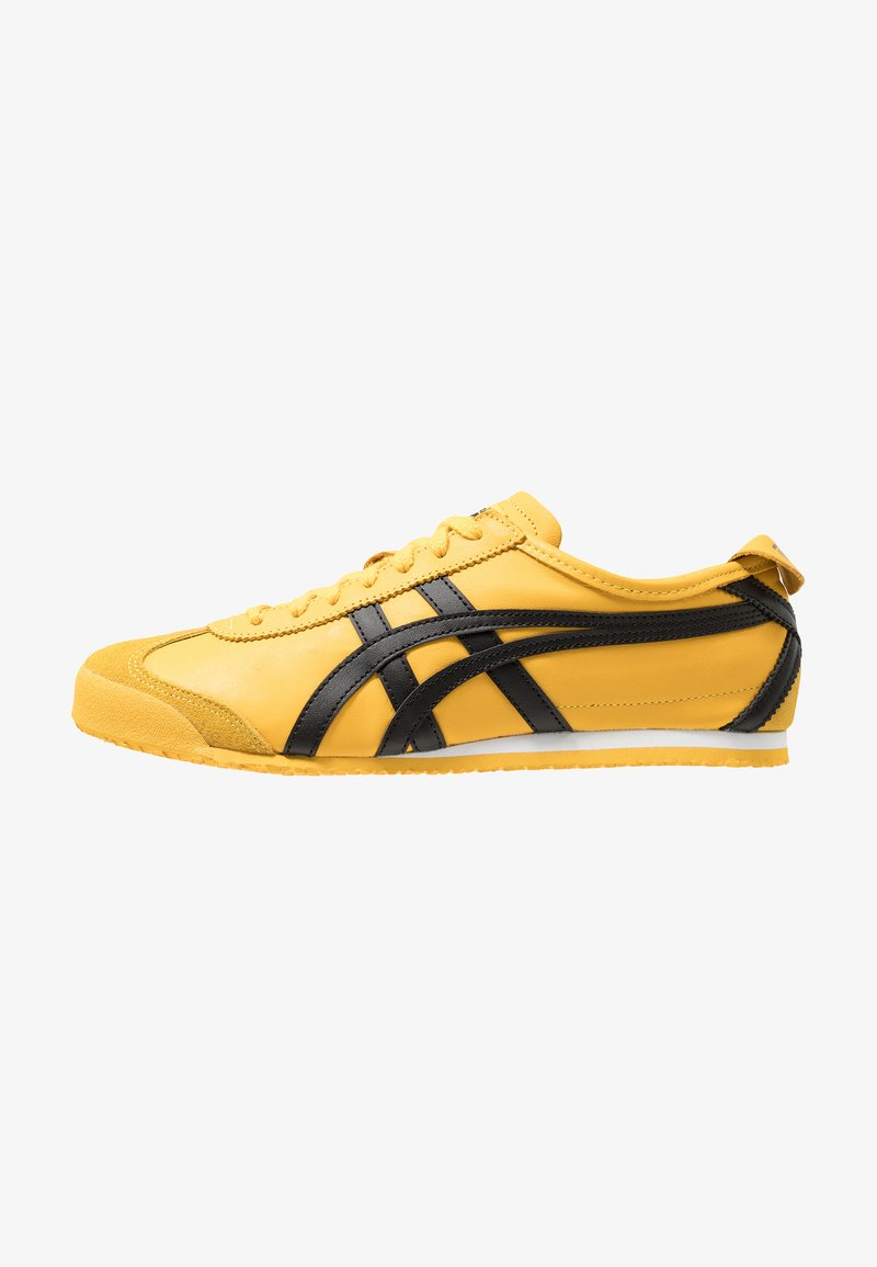 Onitsuka Tiger - MEXICO 66 - Sneakers laag - yellow/black