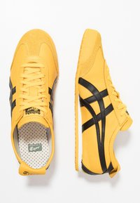Onitsuka Tiger - MEXICO 66 - Sneakers laag - yellow/black - 1