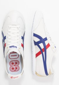 Onitsuka Tiger - MEXICO 66 - Trainers - white/dark blue - 1