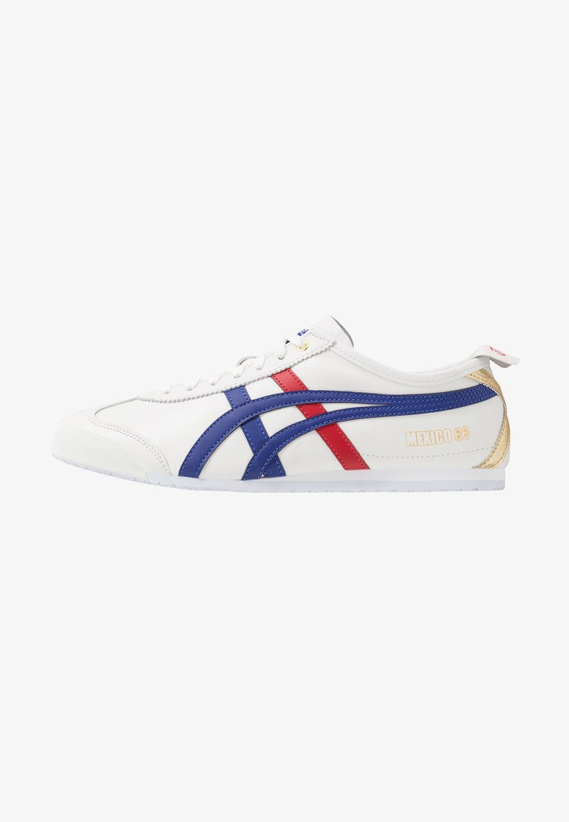 Onitsuka Tiger - MEXICO 66 - Sneakers laag - white/dark blue