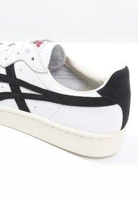 Onitsuka Tiger - GSM - Sneakers laag - white/black - 5