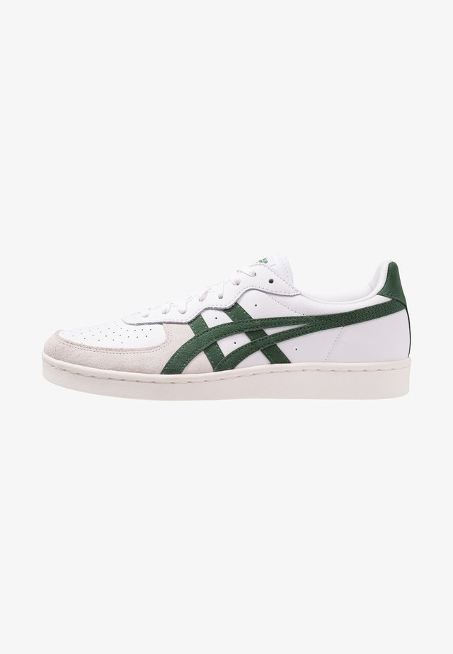 GSM - Trainers - white/hunter green