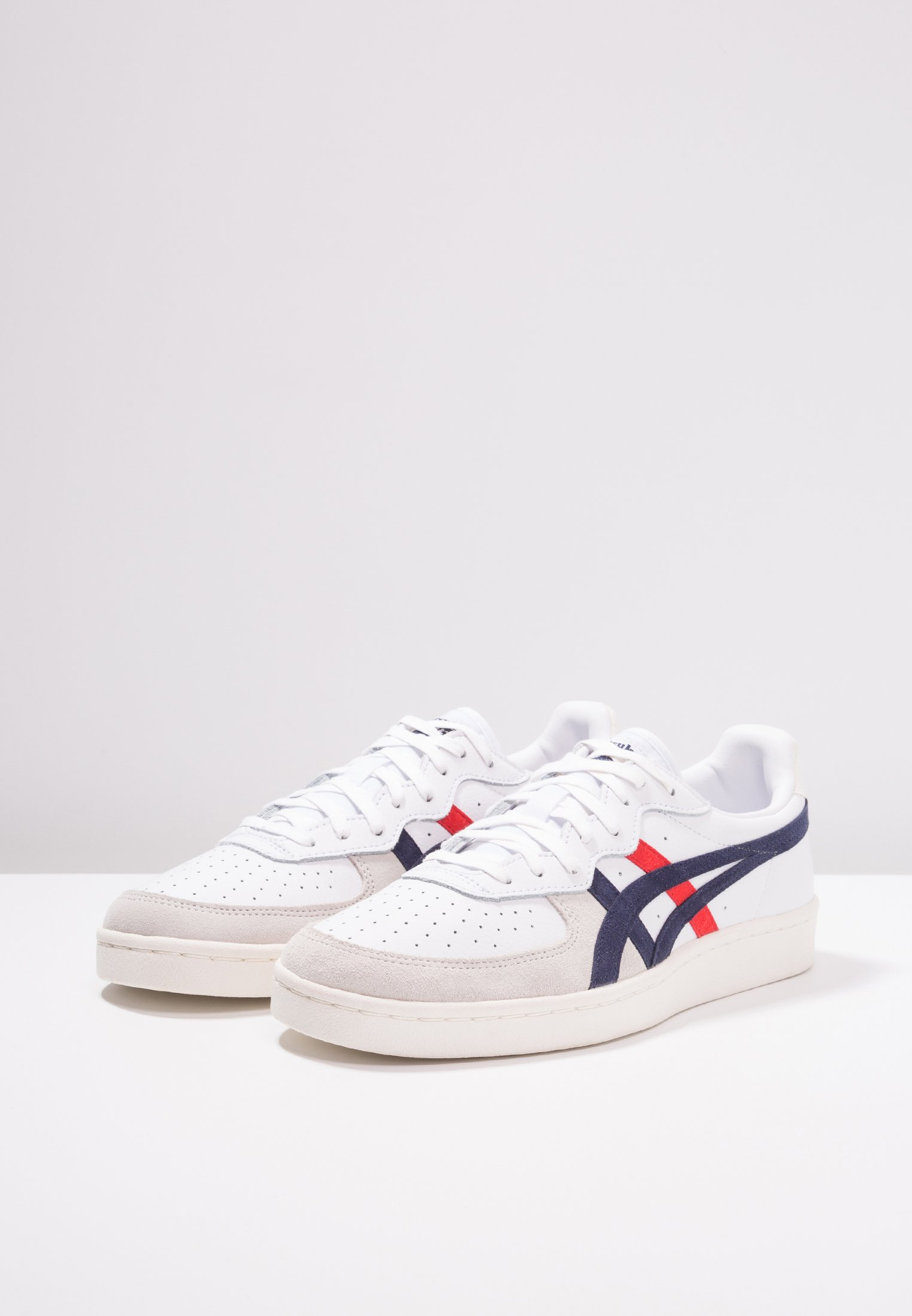 white Onitsuka Tiger peacoat basses GSMBaskets mnOvNw80