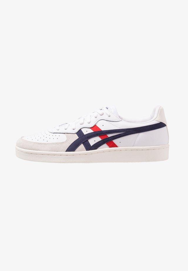 GSM - Sneakers basse - white/peacoat