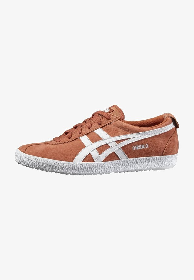 MEXICO DELEGATION - Trainers - light brown/white