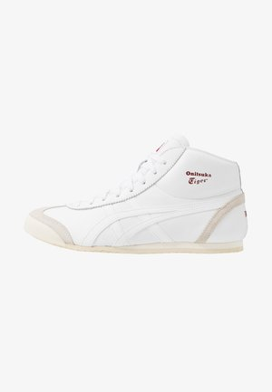 MEXICO MID RUNNER - High-top trainers - white/birch