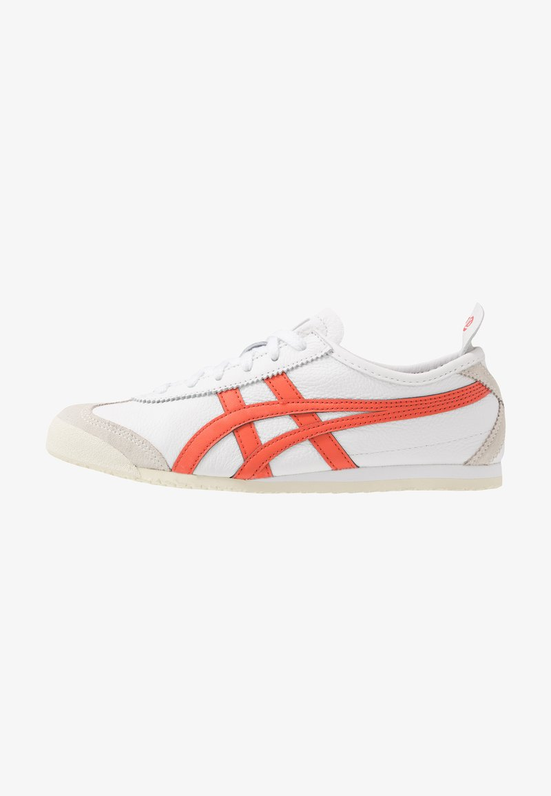 Onitsuka Tiger - MEXICO 66 - Sneakersy niskie - white/red snapper