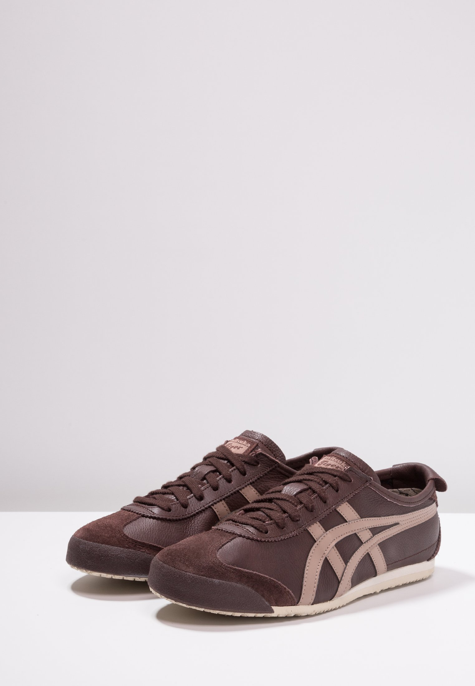 Tiger Basses Onitsuka Coffee Grey taupe MexicoBaskets 8X0wknOP