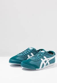Onitsuka Tiger - MEXICO - Baskets basses - spruce green/white - 2