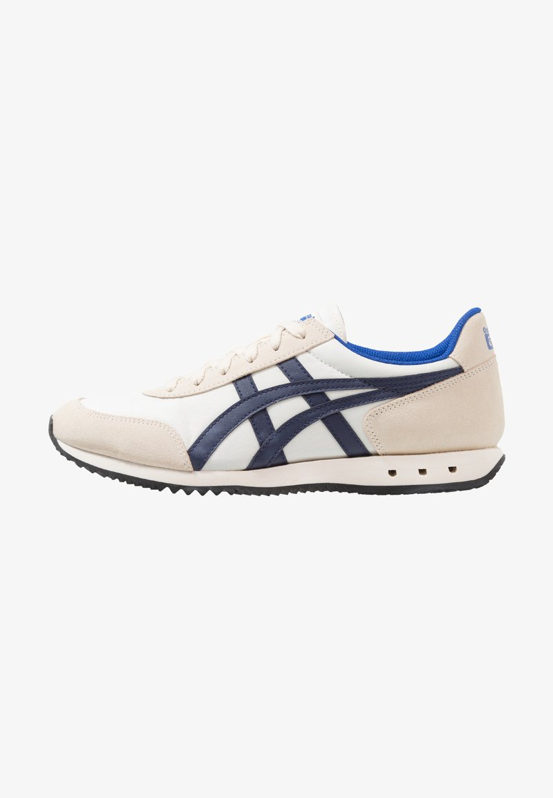 Onitsuka Tiger - NEW YORK - Trainers - birch/peacoat