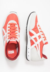 Onitsuka Tiger - NEW YORK - Sneakers basse - red snapper/white - 1