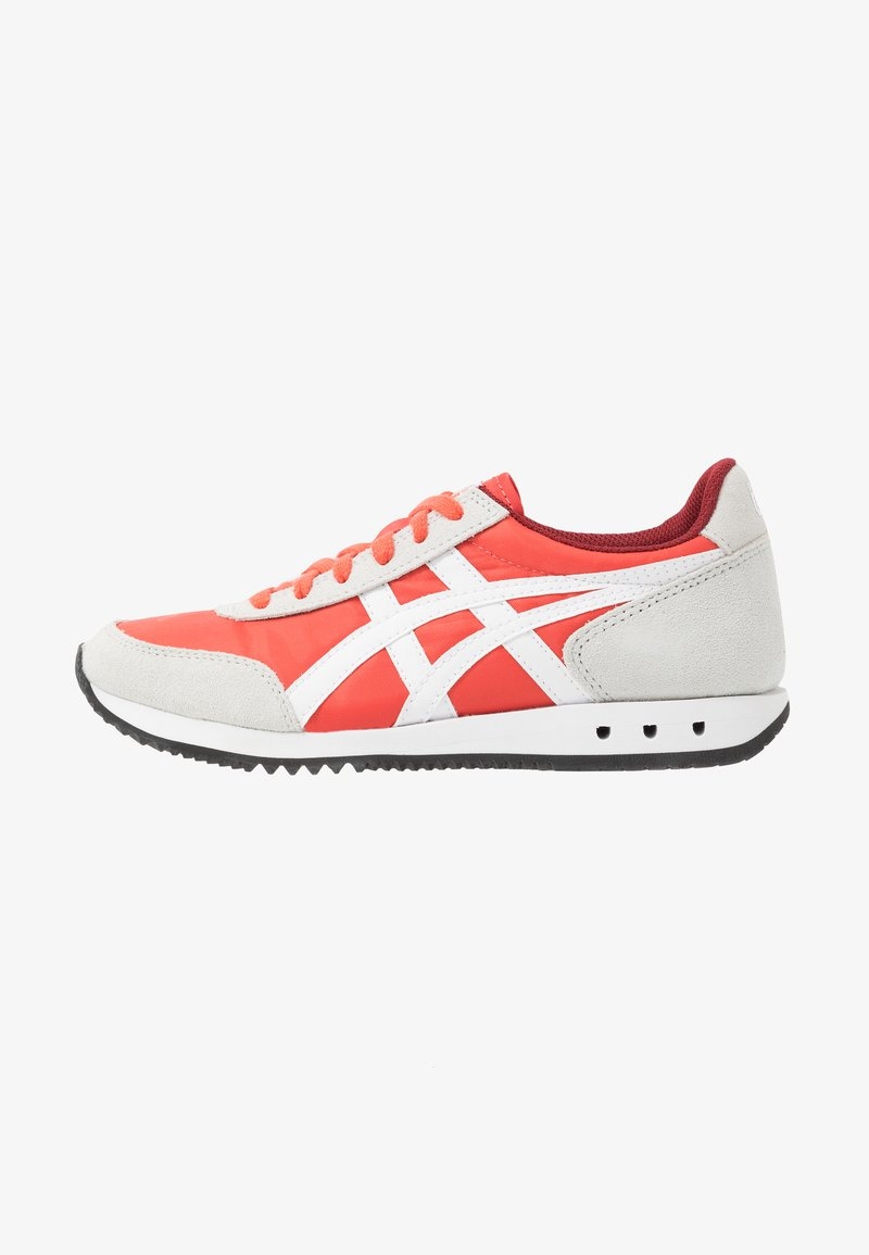 Onitsuka Tiger - NEW YORK - Sneakers basse - red snapper/white