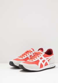 Onitsuka Tiger - NEW YORK - Sneakers basse - red snapper/white - 2