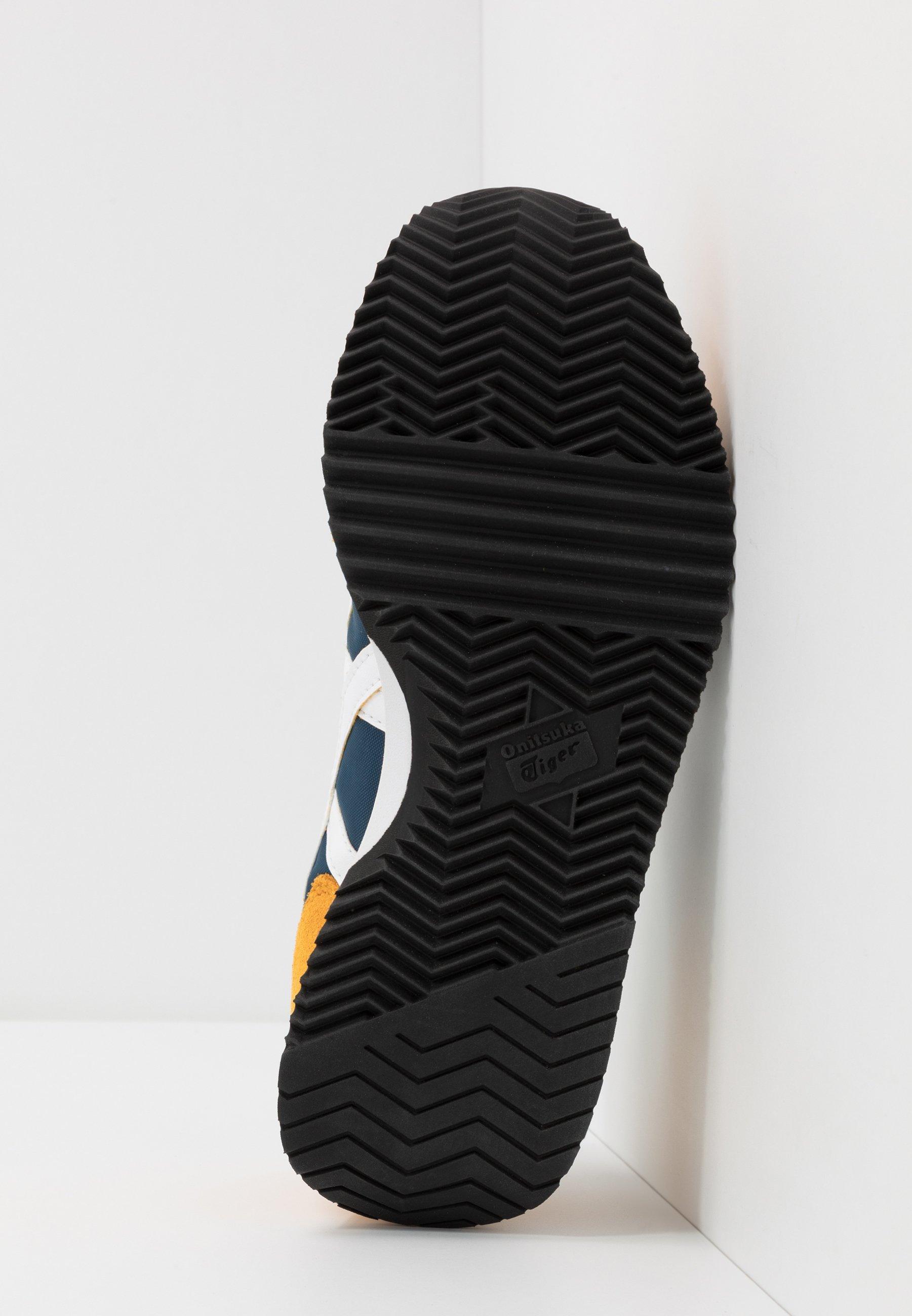 Onitsuka Tiger NEW YORK - Sneakersy niskie - mako blue/white