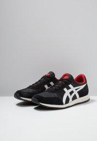 Onitsuka Tiger - NEW YORK - Sneakers laag - black/white - 2
