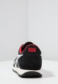 Onitsuka Tiger - NEW YORK - Sneakers laag - black/white - 3