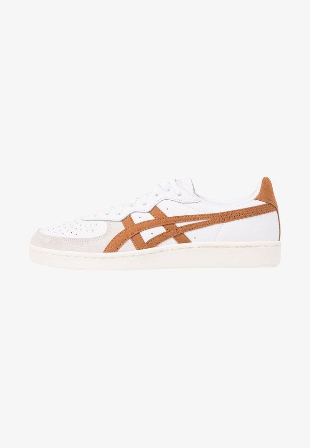 Sneakers basse - white/brown