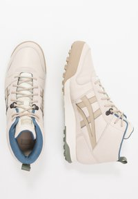 Onitsuka Tiger - TIGER HORIZONIA - High-top trainers - oatmeal/wood crepe - 1