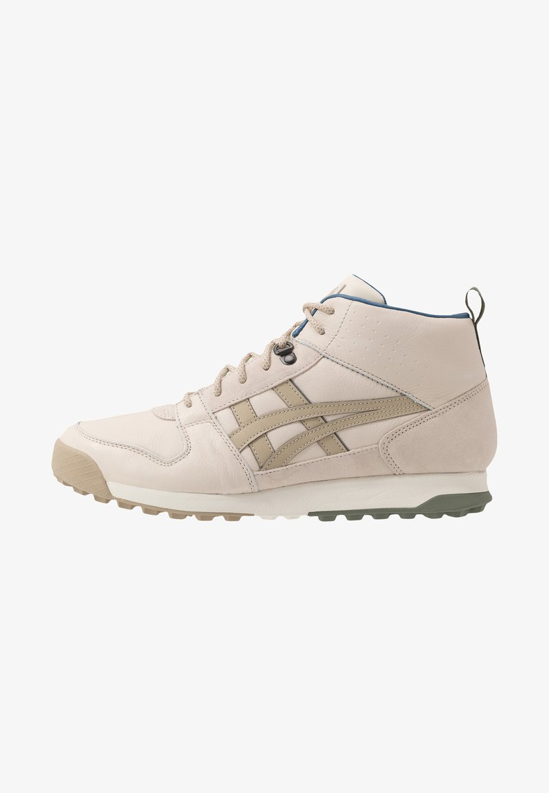 Onitsuka Tiger - TIGER HORIZONIA - High-top trainers - oatmeal/wood crepe