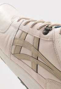 Onitsuka Tiger - TIGER HORIZONIA - High-top trainers - oatmeal/wood crepe - 5