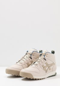 Onitsuka Tiger - TIGER HORIZONIA - High-top trainers - oatmeal/wood crepe - 2