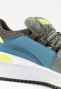 Onitsuka Tiger - EMPIRICAL 2.0 - Joggesko - glacier grey/burnt olive - 5