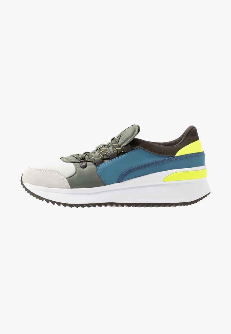 Onitsuka Tiger - EMPIRICAL 2.0 - Sneakers - glacier grey/burnt olive