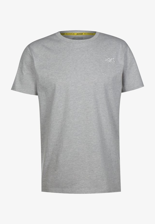 TOKYO - Print T-shirt - grey heather