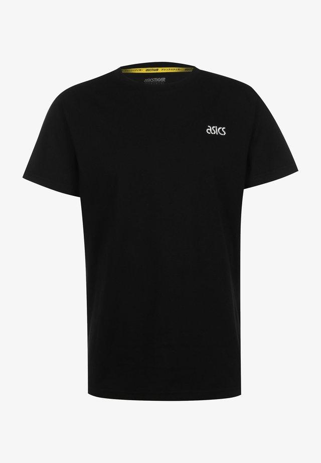 TOKYO - Print T-shirt - performence black