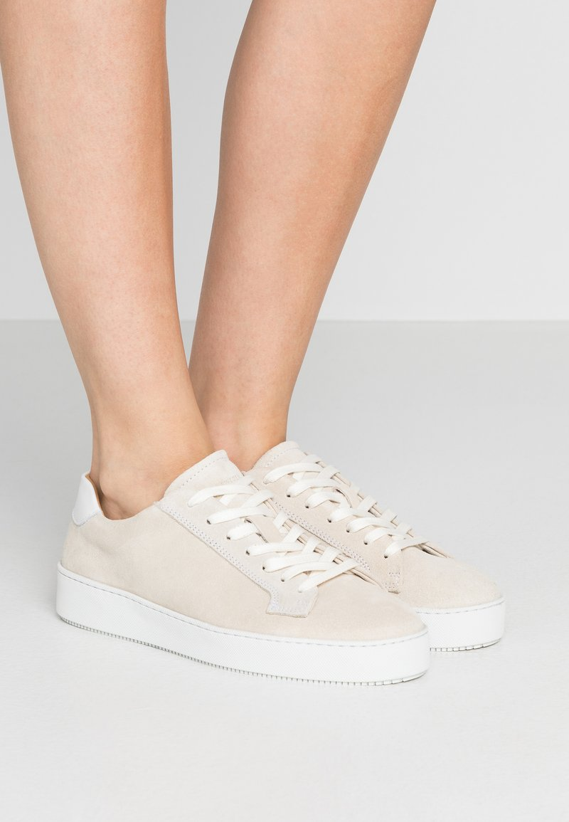 Tiger of Sweden - SALASI  - Sneakers laag - offwhite