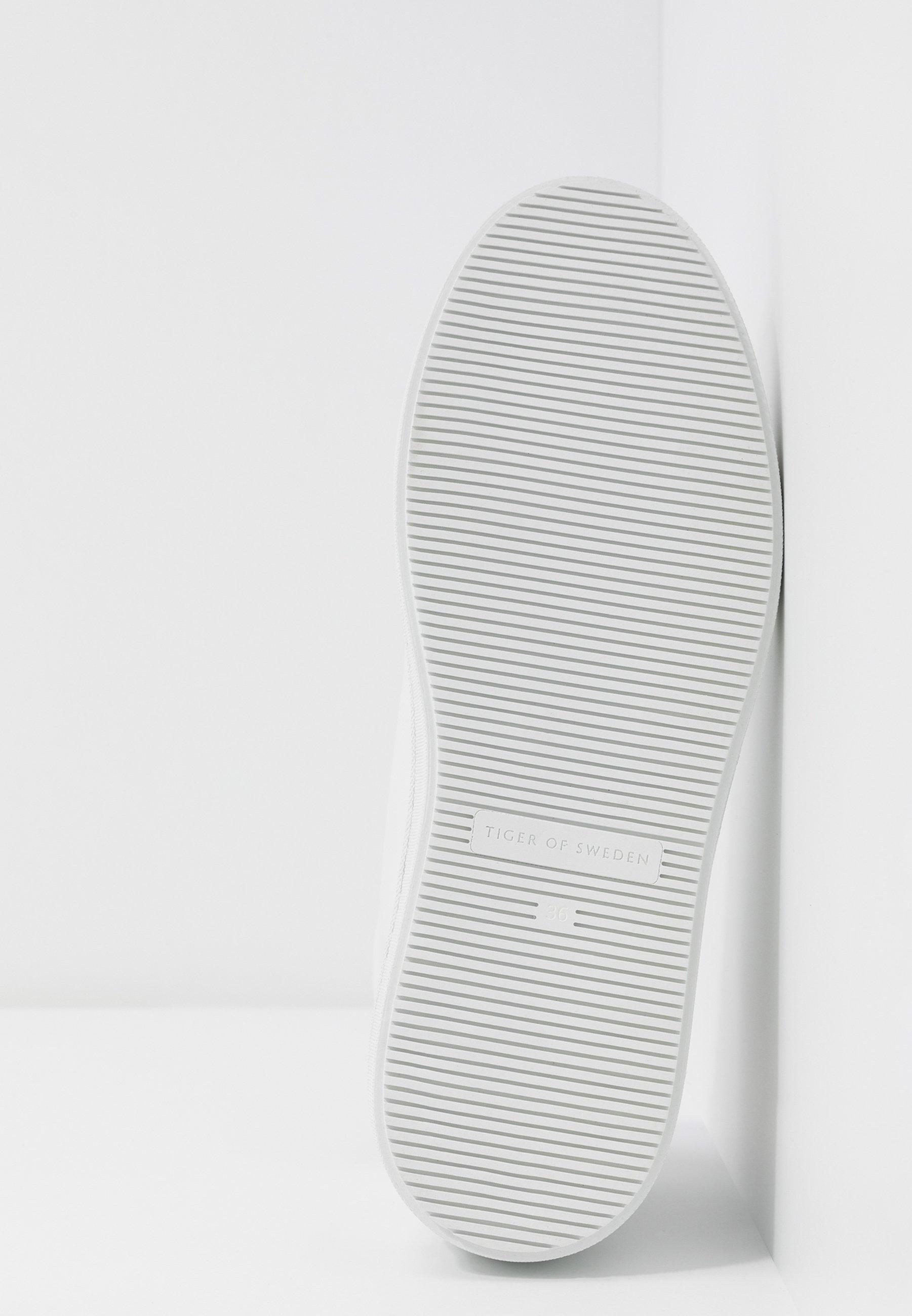 Tiger of Sweden SALASI - Höga sneakers - white