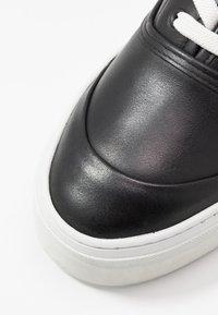 Tiger of Sweden - STILOBATE - Sneaker low - black - 2