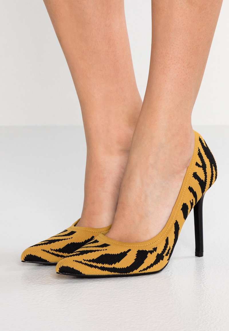 Tiger of Sweden - TIGRELLA - High heels - orange sorbet