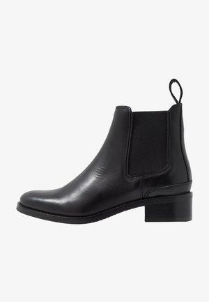 EDMONTON - Støvletter - black