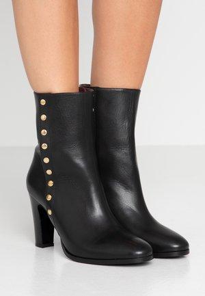 ARDEN - Korte laarzen - black