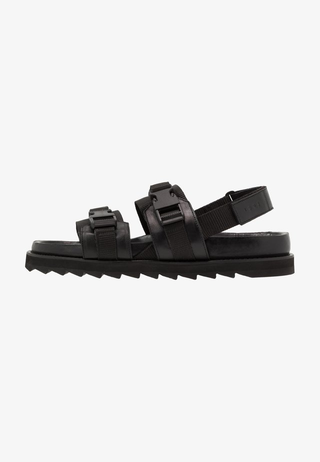 JORAN - Sandaler - black