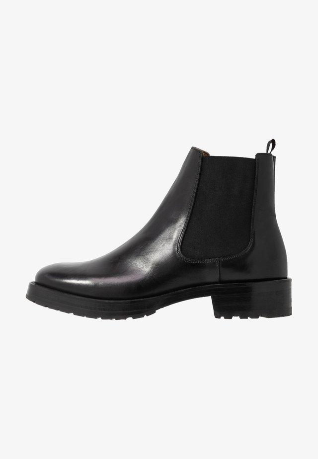 BALANS - Kotníkové boty - black