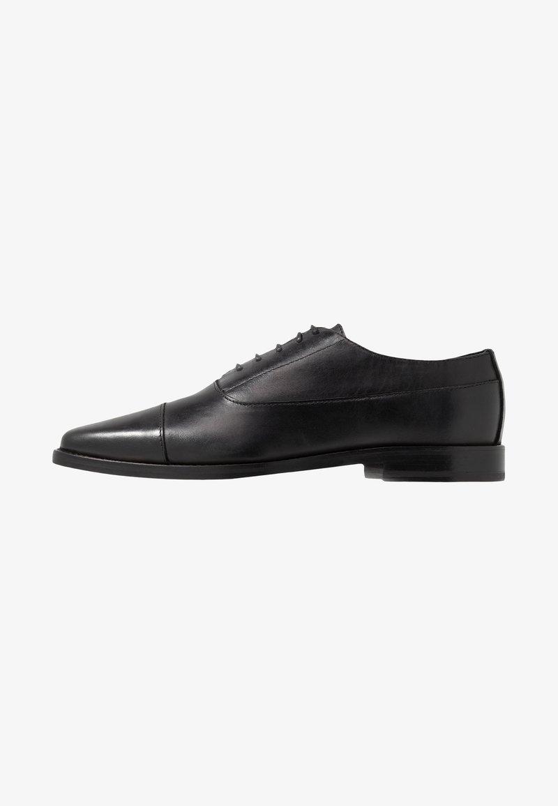 Tiger of Sweden - SINTER - Zapatos con cordones - black