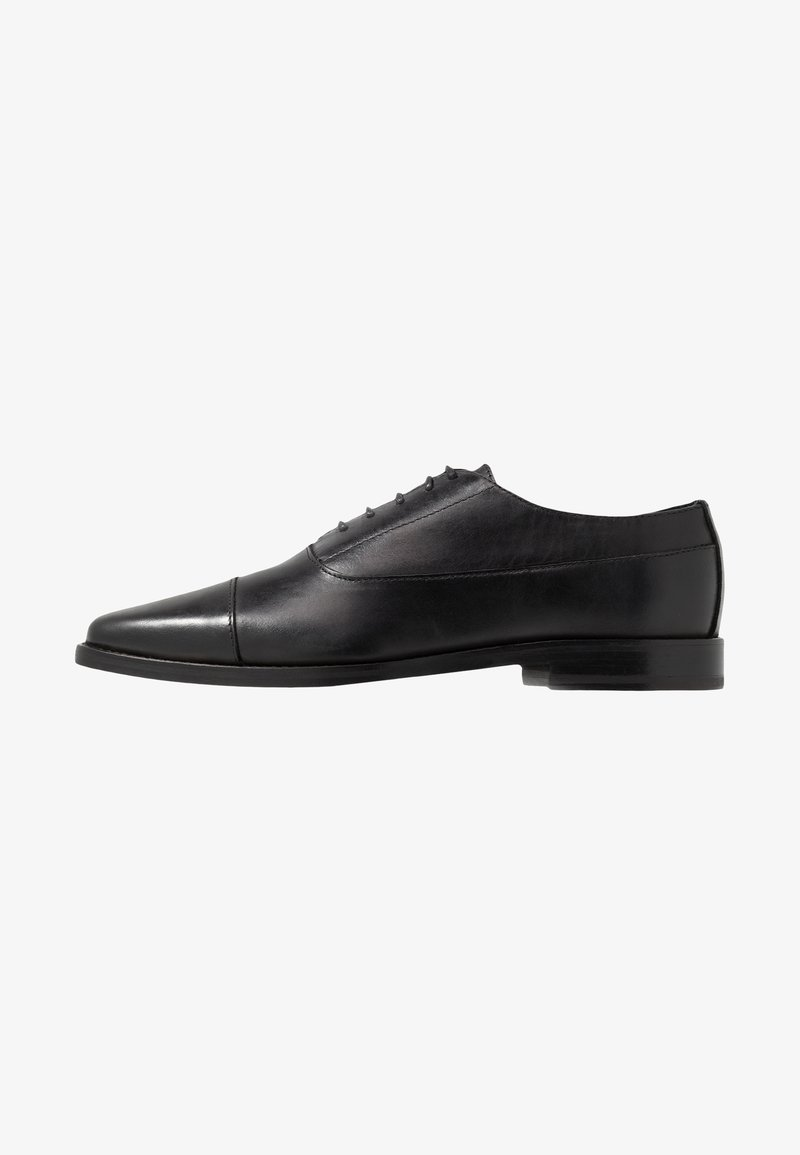 Tiger of Sweden - SINTER - Smart lace-ups - black
