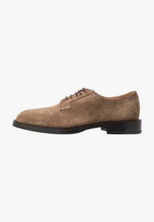 SONIST - Smart lace-ups - brown