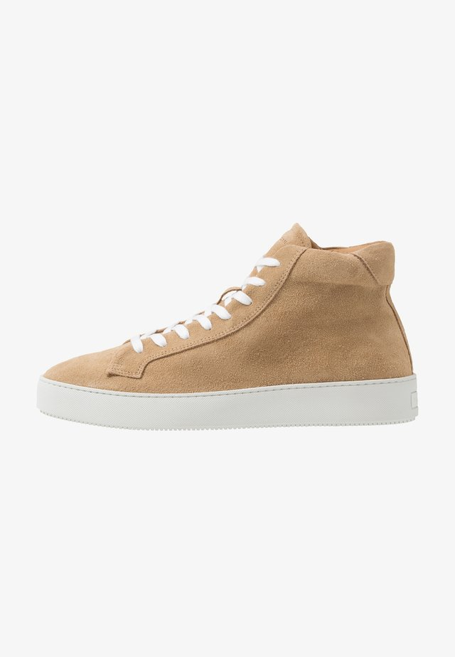 SALAS - High-top trainers - macchiato